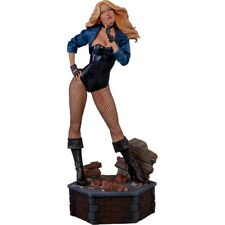 DC Comics Black Canary Premium Format Figure Statue by Sideshow - Justice League