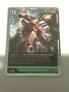BT6-054 - ANCIENTTROYMON - Rare - Digimon TCG!