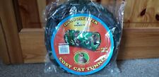 FUN TOY...CAT...KITTEN...COSY TUNNEL..WITH BALLS..PLAY FUN...CAT TOY..KITTEN TOY