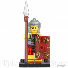 Custom Roman Soldier Series Minifigure fits with Lego xh436 UK Seller