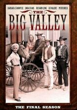 The Big Valley Complete Fourth & Final Season 4 Four R1 DVD