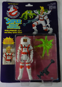 1986 Kenner The Real Ghostbusters with Super Fright Features Egon Spengler MOC