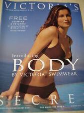 Victoria's Secret 2000 Swim edition #4 Laetitia Casta sexy bikini cover