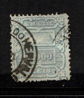 Brazil SC# 98, Used, Pulled Corner Perf - Lot 070417