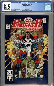 Punisher 2099 #1 CGC 8.5 VF+