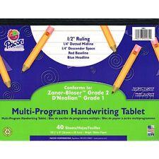 Pacon Multi-program Handwriting Tablet (pac-2481) (pac2481)