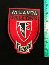Atlanta Falcons Crest Patch - Vintage - New - Extra Patches Ship FREE