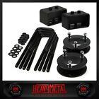 """3"""" Front + 3"""" Rear Steel Full Lift Level Kit Fits Ford F150 2004-2008 2WD 4WD"""