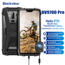 Smartphone Antiurto Blackview BV9700 Pro Rugged Celluare 6G+128GB Android 9.0 4G