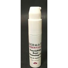Derma E Essentials Nourishing Rose Cleansing Oil 0.25 OZ Travel Sample Size