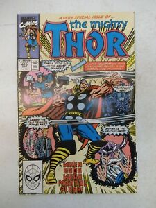 MIGHTY THOR #415 MARCH 1990  NM NEAR MINT 9.6  MARVEL COPPER AGE SPECIAL ISSUE