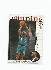 1996-97 UD3 THE WINNING EDGE JOE DUMARS DETROIT PISTONS #W17 NM-MINT!!!