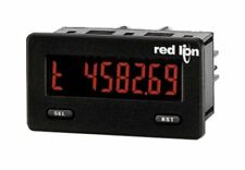 Red Lion 7 Digit, LCD, Counter, 9-28 V dc CUB5TR00 - New