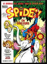 #   SPIDEY   n°5  # SPIDER-MAN / LA TORCHE # 1980 LUG