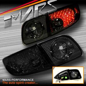 Smoked LED Tail lights for MAZDA 3 4 doors Sedan 03-09 BK Series 1 & 2