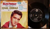 "Elvis Presley - King Creole Vol 1, EP - 7"" picture sleeve"