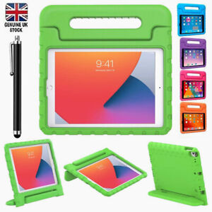 Kids Children Tough EVA Shockproof Stand Case Cover For iPad 10.2 (7th 8th Gen)