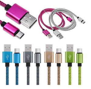 Ladekabel Typ C SCHNELL USB C Datenkabel 1m 2m 3m Samsung Xiaomi Huawei lite Pro