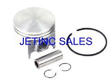 PISTON & RING KIT fits HUSQVARNA 266 268 JONSERED 670 50mm w/ GASKETS