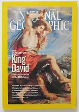 "National Geographic Magazine  December 2010  ""King David"""