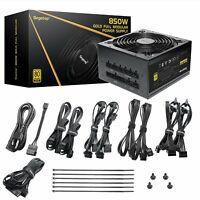Segotep 850w 80 Plus Gold Certified PC PSU ATX Gaming Full Modular Power Supply