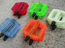 """Nylon Bicycle 9/16"""" Spindle Diameter Pedals"""