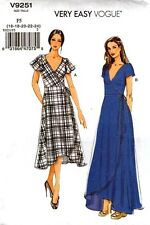 ae7eb3e1e47c Vogue Sewing Pattern V9251 9251 Misses Dress Very Easy Vogue NEW size 16-24