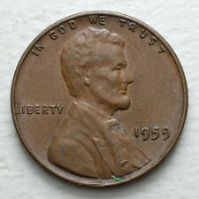 1959  USA  Lincoln Cent