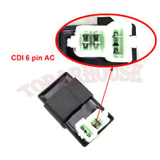 Ignition 6 pin AC CDI Box For Baja 90 BA90 90cc ATV Quad 4 Wheeler Motorsports