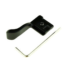 Finger Handle Grip Thumb Button Flash Hot Shoe Mount for Universal Camera