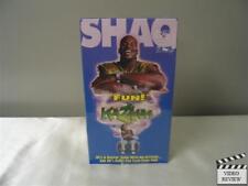 Kazaam (VHS, 1996) Shaq Francis Capra Ally Walker