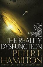 The Reality Dysfunction (The Night's Dawn trilogy) by Hamilton, Peter F., NEW Bo