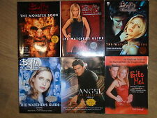 6 TANTALISING MIXED BUFFY THE VAMPIRE SLAYER BOOKS *UK FREE POST* POCKET BOOKS