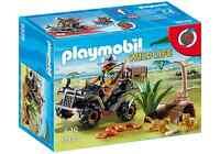 Playmobil 6939 - Guarda de la reserva con quad