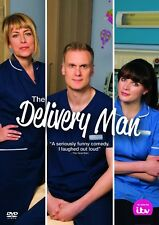 THE DELIVERY MAN (2012): COMPLETE British Sit-Com TV Season Series - NEW  DVD UK