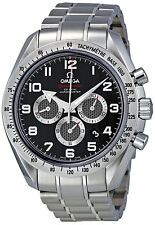 Omega Speedmaster Broad Arrow csbles Reloj 321.10.44.50.01.001 - RRP £ 4630 Nuevo