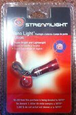 STREAMLIGHT NANO LIGHT RED