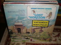 Lost Horizon LP Soundtrack SEALED