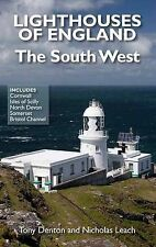 Lighthouses of England The South West by Tony Denton & Nicholas Leach Paperback