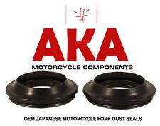 Suzuki GS500 E 1989 to 2005 FORK DUST WIPER SEALS