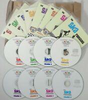 Mega 8CD Ska Party Pack - Classic/Rare Ska - 228 Big Tunes Party Pack