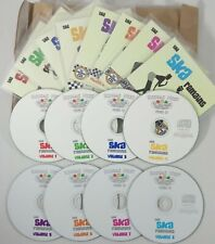 Mega 8CD Ska Party Pack - Classic/Rare Ska - 228 Big Tunes Party Pack