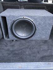 New listing Jl Audio 12W3V3 12in Car Subwoofer Complete System