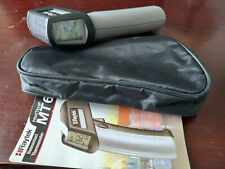 Raytek Mt6 Minitemp Infrared Thermometer Holster Owners Manual