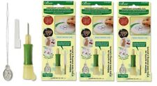 Clover 8800 Embroidery Stitching Tool SET OF THREE!