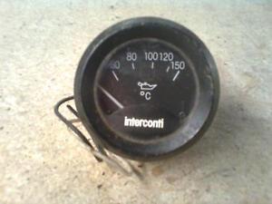 Öltemperaturanzeige Interconti Zubehör