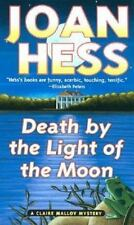 Death by the Light of the Moon 7 by Joan Hess (2003, Paperback) Cozy Mystery