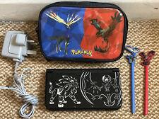 * Nuevo Estilo * Nintendo 3DS XL solgaleo & Lunala Pokémon Sun & Moon Edition Consola