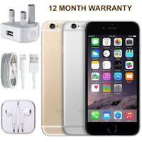 Apple iPhone 6 16GB 64GB Dual Core WIFI GPS 4G Smartphone Factory Unlocked US
