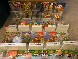 Amiibo ~ Animal Crossing, Dark Souls, Mario ~ NEW in Package You pick ~ NINTENDO